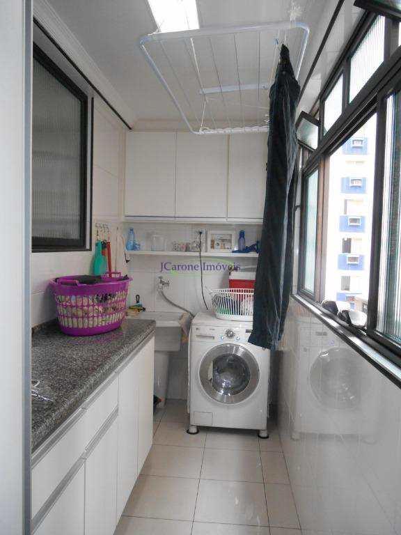 Apartamento com 3 dormitórios à venda, 110 m² por R$ 750.000,00 - Embaré - Santos/SP