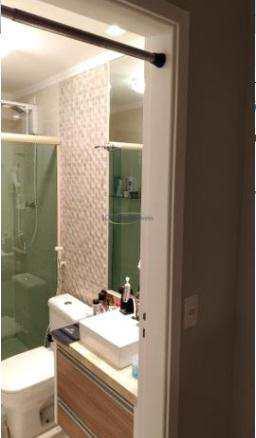Apartamento com 3 dorms, Boqueirão, Santos - R$ 560 mil, Cod: 60209302