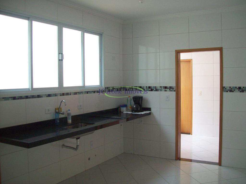 Casa residencial à venda, Embaré, Santos.