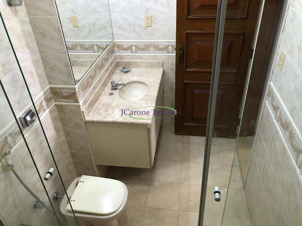 Apartamento com 3 dorms, Gonzaga, Santos - R$ 590 mil, Cod: 60038610
