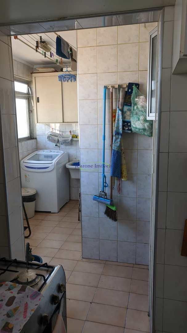 Apartamento com 2 dorms, Ponta da Praia, Santos - R$ 430 mil, Cod: 64152181