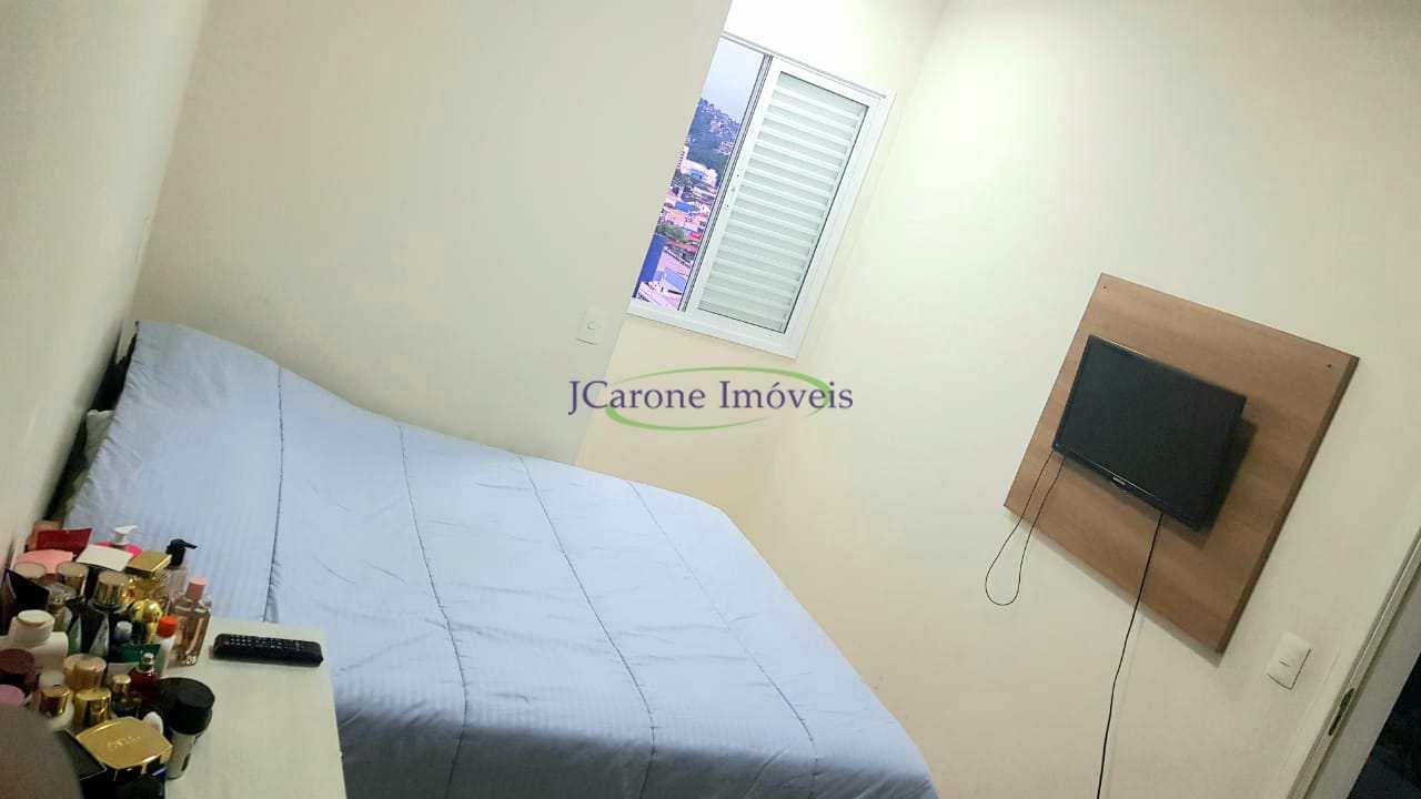 Apartamento com 2 dorms, Vila Mathias, Santos - R$ 360 mil, Cod: 64152187