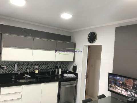 Apartamento com 3 dorms, Boqueirão, Santos - R$ 750 mil, Cod: 64152211