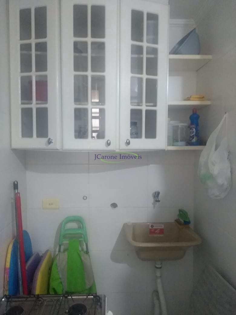Apartamento com 1 dorm, Boqueirão, Santos - R$ 250 mil, Cod: 64152217