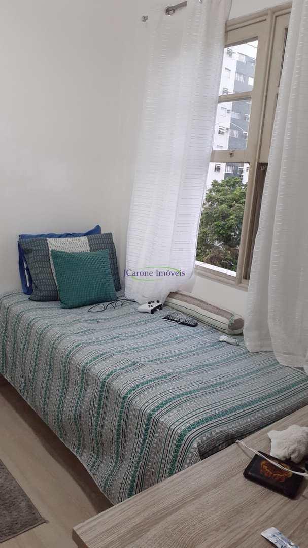 Apartamento com 2 dorms, Centro, São Vicente - R$ 250 mil, Cod: 64152227