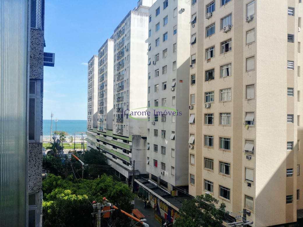 Apartamento com 1 dorm, Ponta da Praia, Santos - R$ 250 mil, Cod: 64152229