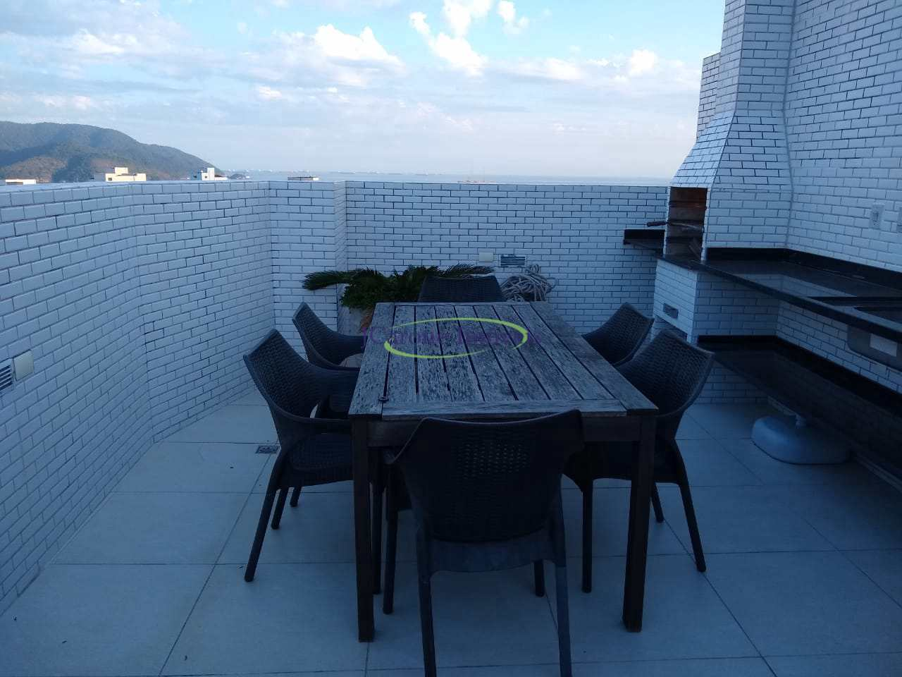 Apartamento com 1 dorm, Boqueirão, Santos - R$ 600 mil, Cod: 64152246