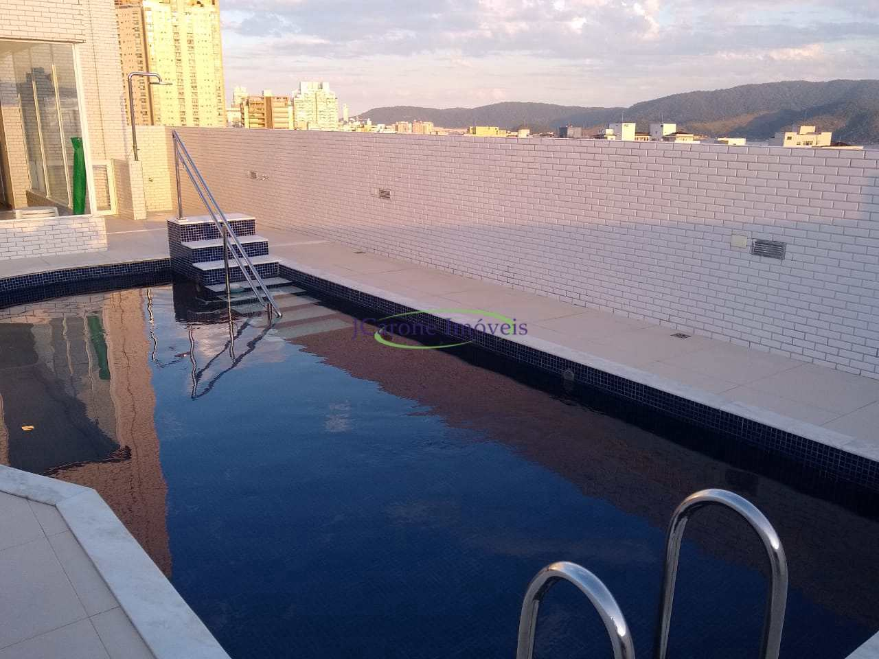 Apartamento com 2 dorms, Boqueirão, Santos - R$ 855 mil, Cod: 64152251