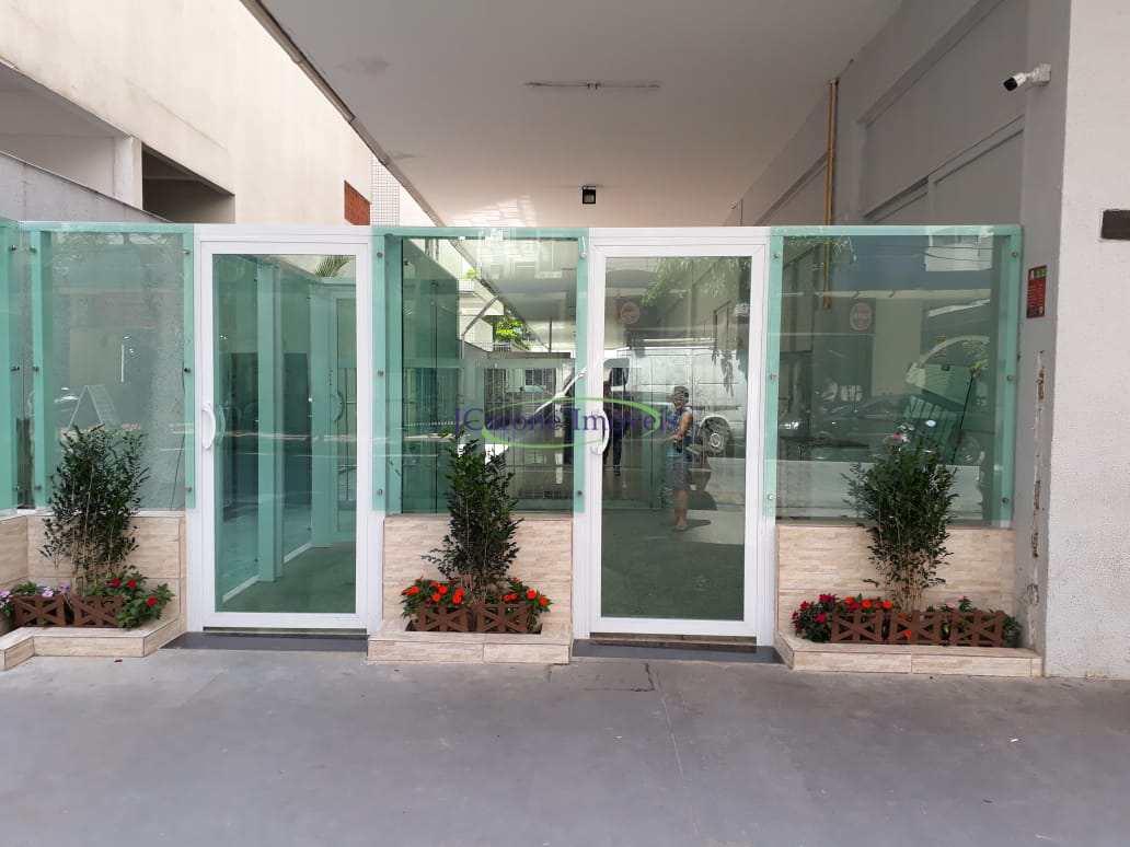 Apartamento com 1 dorm, Ponta da Praia, Santos - R$ 245 mil, Cod: 64152255