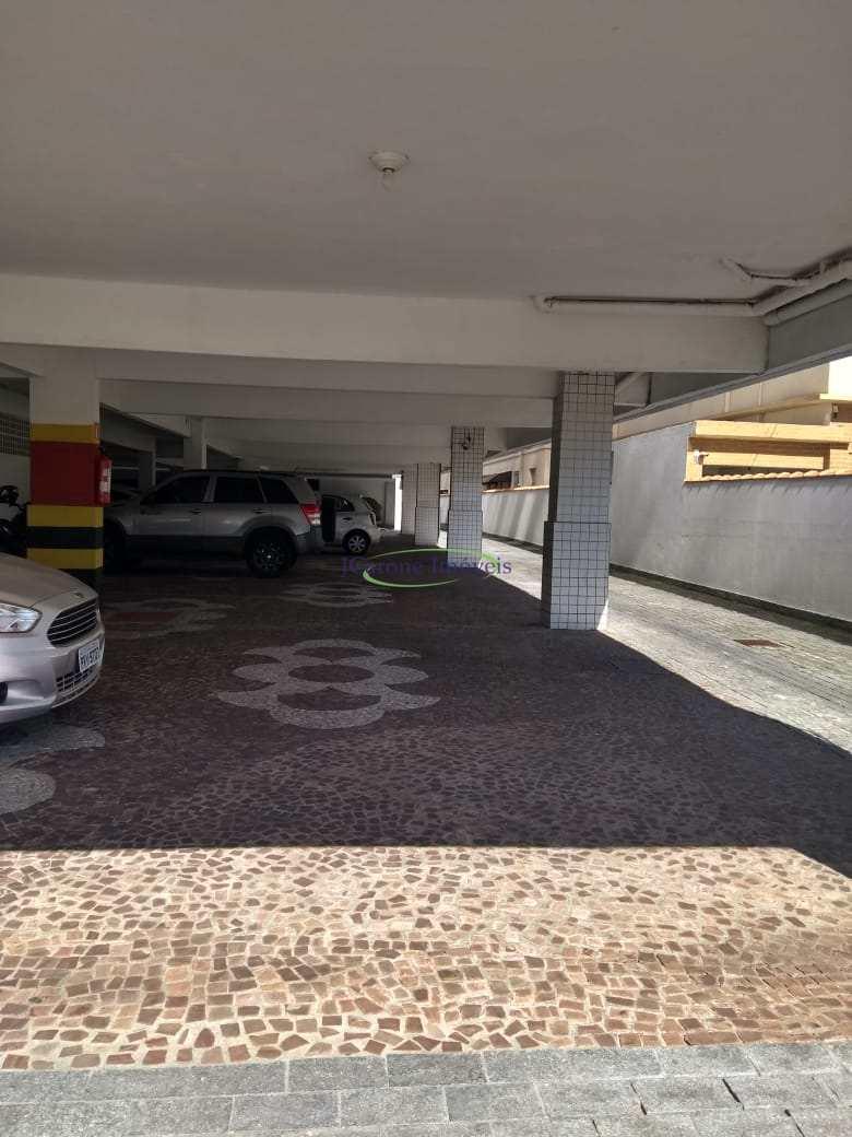 Apartamento com 2 dorms, Estuário, Santos - R$ 330 mil, Cod: 64152258