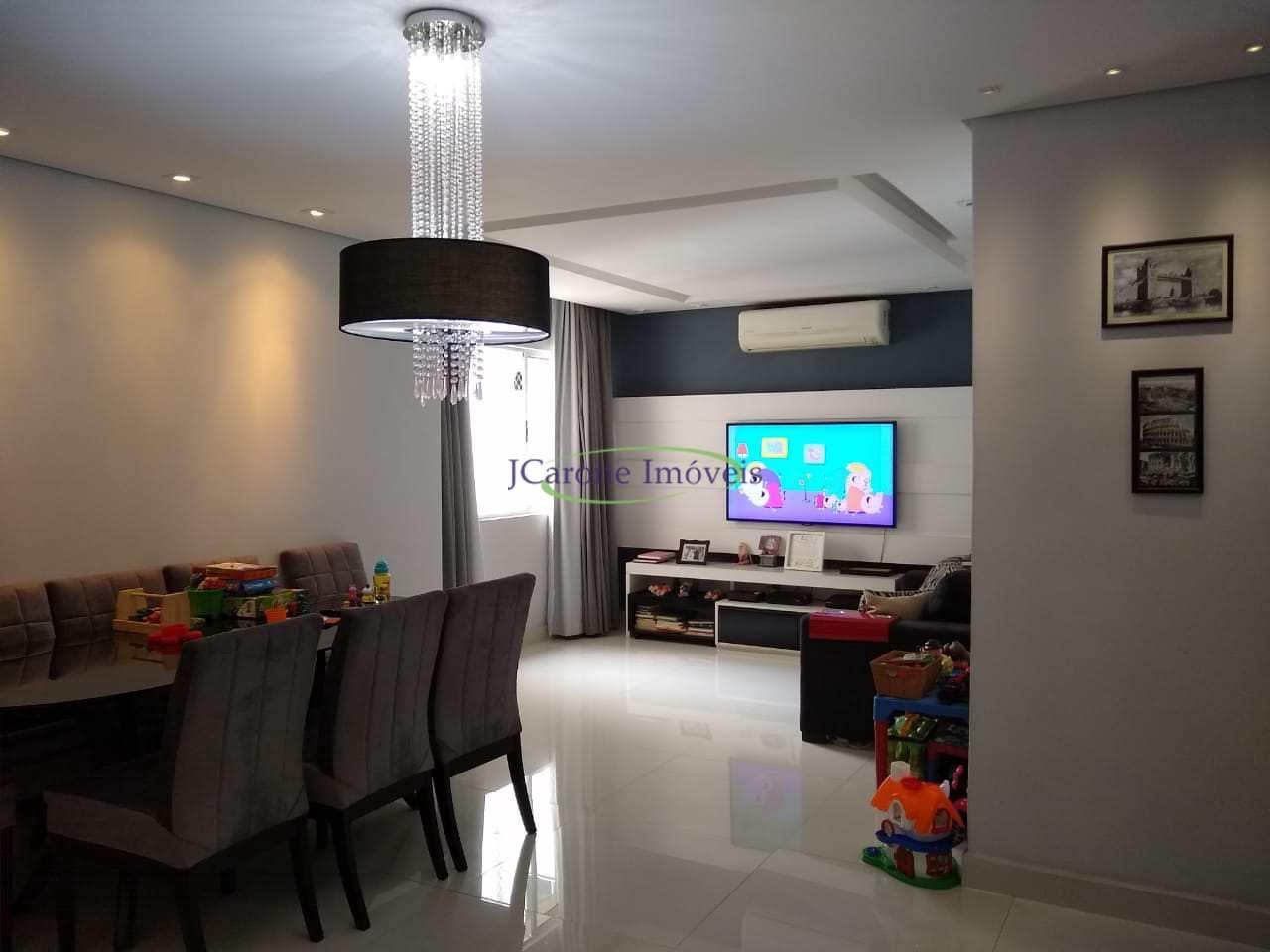 Apartamento com 2 dorms, Gonzaga, Santos - R$ 600 mil, Cod: 64152302