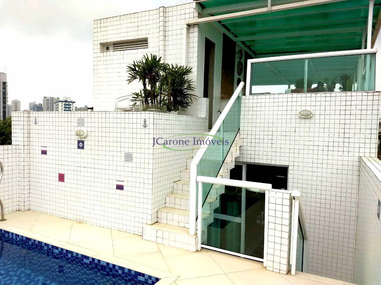 Casa com 4 dorms, Macuco, Santos - R$ 980 mil, Cod: 64152315