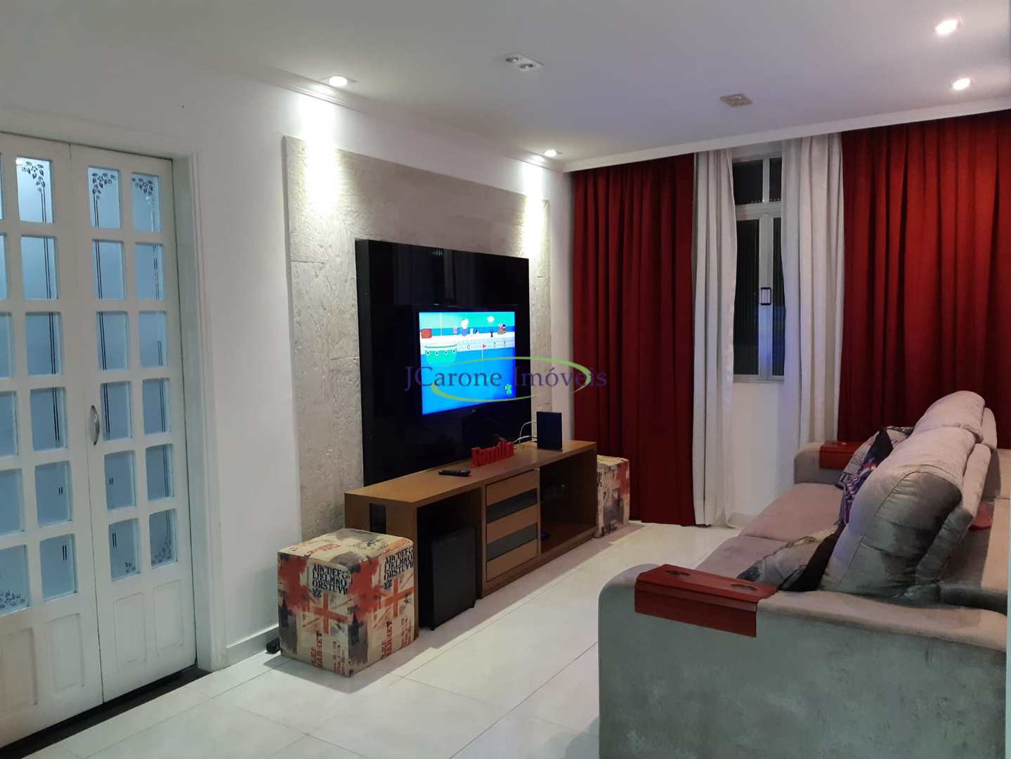 Apartamento com 2 dorms, Estuário, Santos - R$ 340 mil, Cod: 64152316