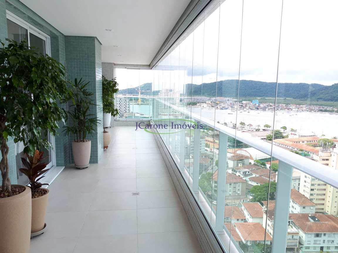 Apartamento com 3 dorms, Ponta da Praia, Santos - R$ 1.96 mi, Cod: 64152321