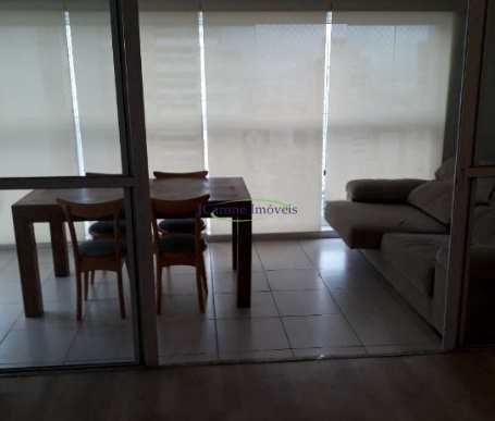 Apartamento com 2 dorms, Ponta da Praia, Santos, Cod: 64152323
