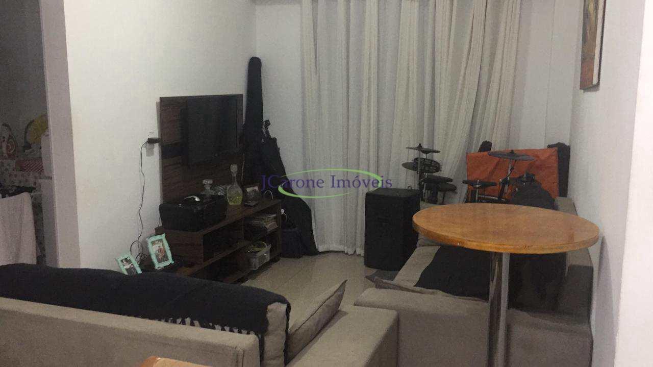 Apartamento com 3 dorms, Estuário, Santos - R$ 470 mil, Cod: 64152344