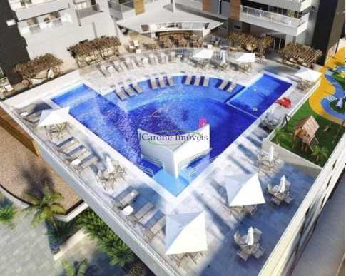 Apartamento com 3 dorms, Gonzaga, Santos - R$ 1.05 mi, Cod: 64152356