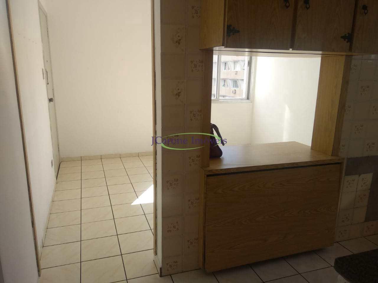 Apartamento com 1 dorm, Boqueirão, Santos - R$ 260 mil, Cod: 64152382
