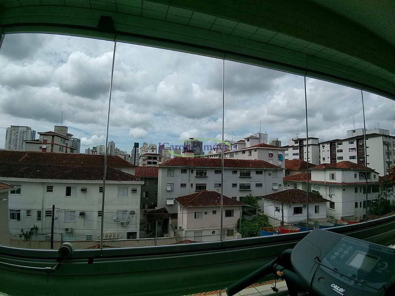 Apartamento com 2 dorms, Boqueirão, Santos - R$ 465 mil, Cod: 64152415