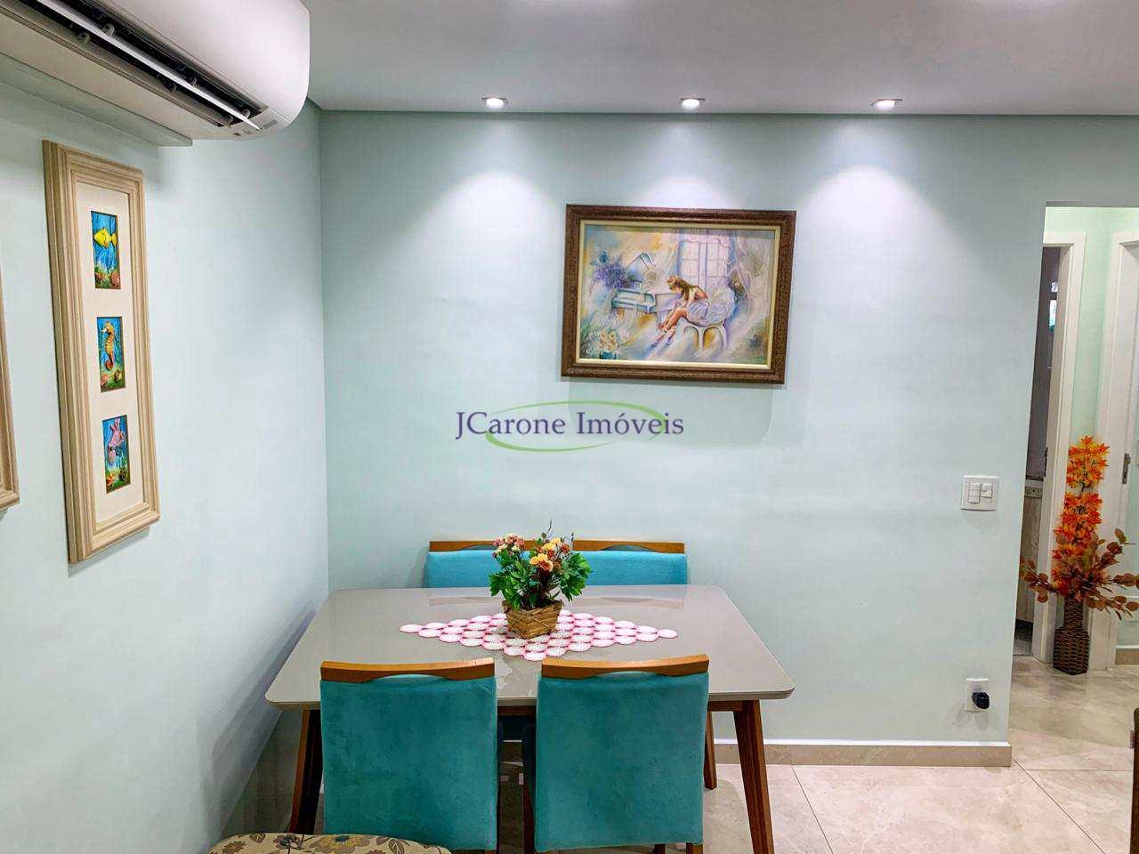 Apartamento com 2 dorms, José Menino, Santos - R$ 580 mil, Cod: 64152430