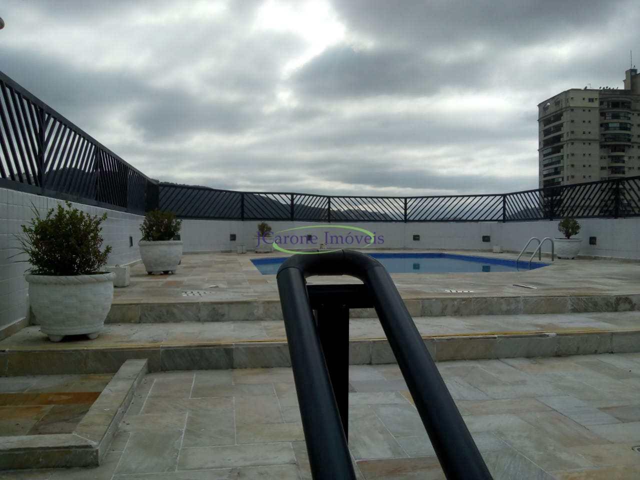 Apartamento com 2 dorms, José Menino, Santos - R$ 418 mil, Cod: 64152436