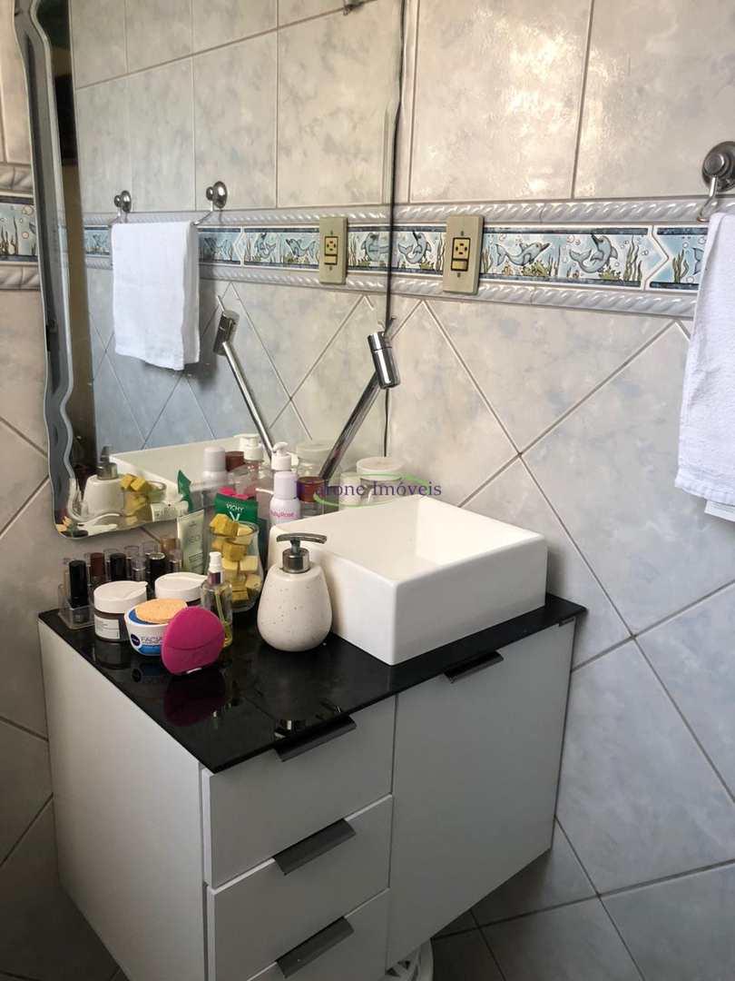 Apartamento com 3 dorms, Aparecida, Santos - R$ 290 mil, Cod: 64152441