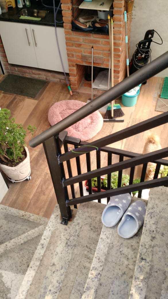 Casa com 3 dorms, Boqueirão, Santos - R$ 990 mil, Cod: 64152442