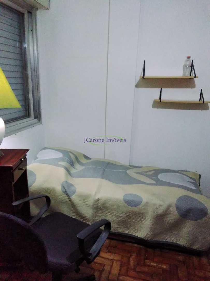 Apartamento com 1 dorm, Aparecida, Santos - R$ 369 mil, Cod: 64152456
