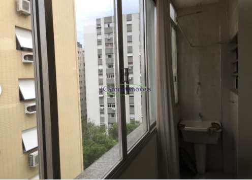 Apartamento com 1 dorm, Ponta da Praia, Santos - R$ 315 mil, Cod: 64152477