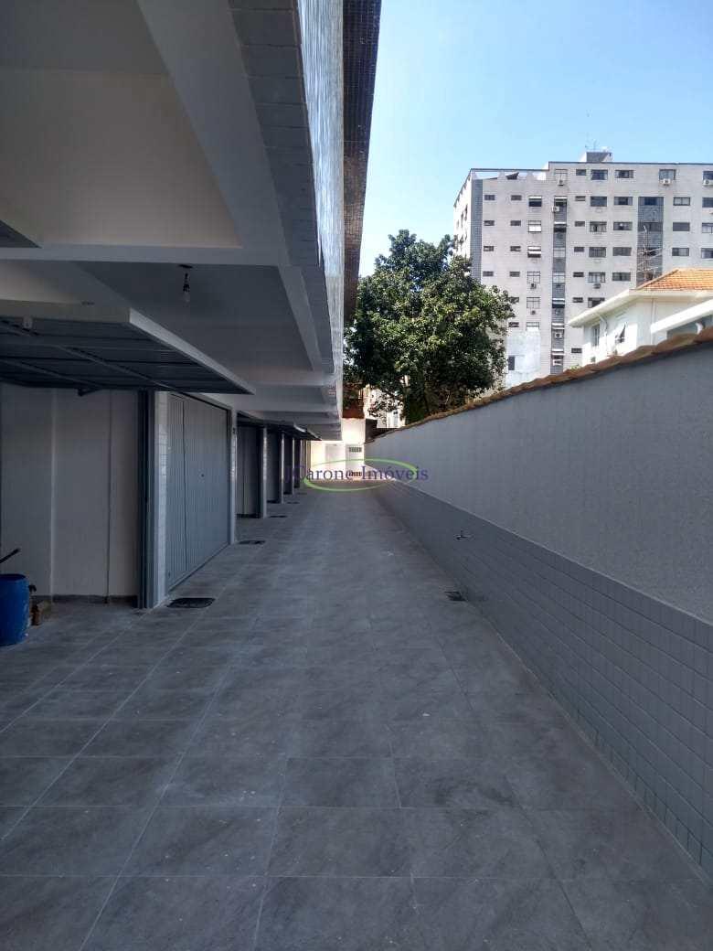 Casa com 2 dorms, Aparecida, Santos - R$ 445 mil, Cod: 64152500
