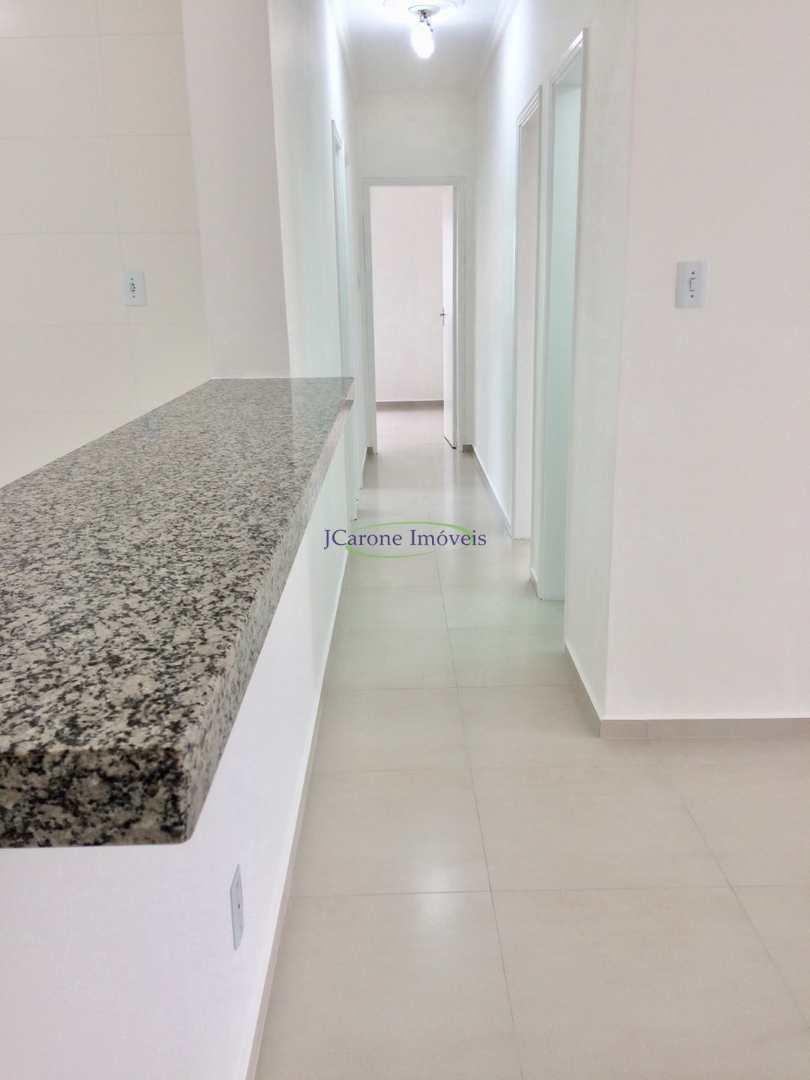 Apartamento com 3 dorms, Gonzaga, Santos - R$ 450 mil, Cod: 64152502