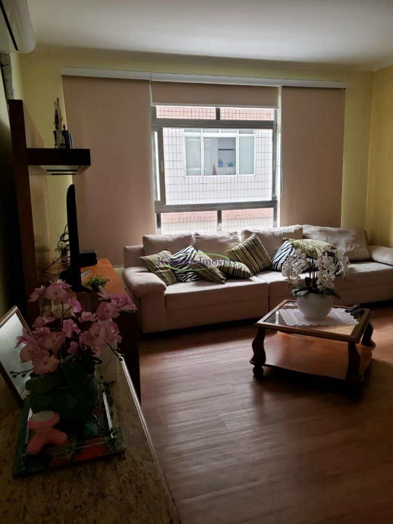 Apartamento com 2 dorms, Pompéia, Santos - R$ 450 mil, Cod: 64152536