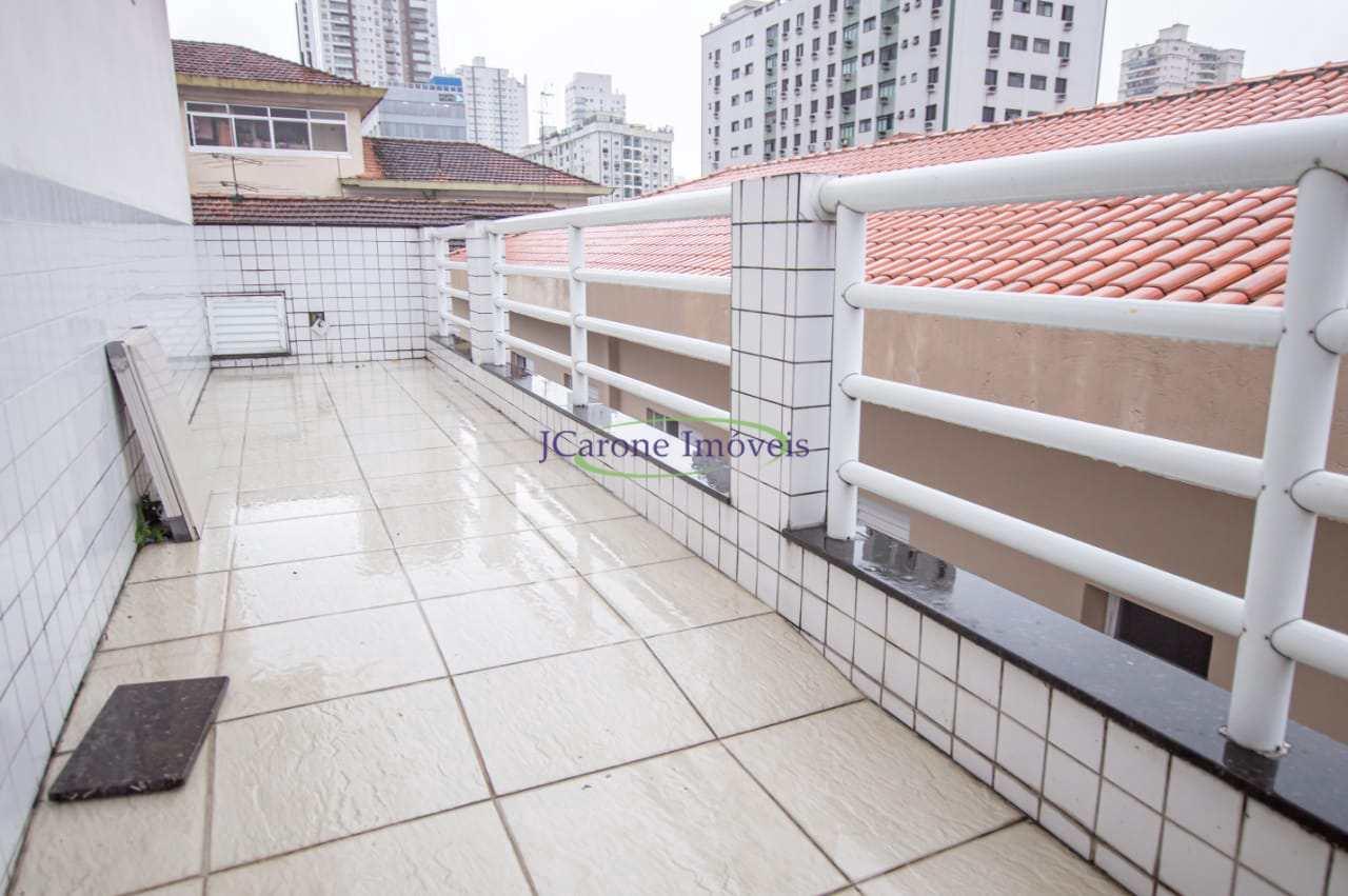 Casa com 4 dorms, Campo Grande, Santos - R$ 1.08 mi, Cod: 64152540