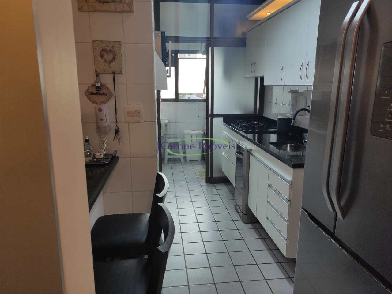 Apartamento com 2 dorms, Boqueirão, Santos - R$ 640 mil, Cod: 64152587
