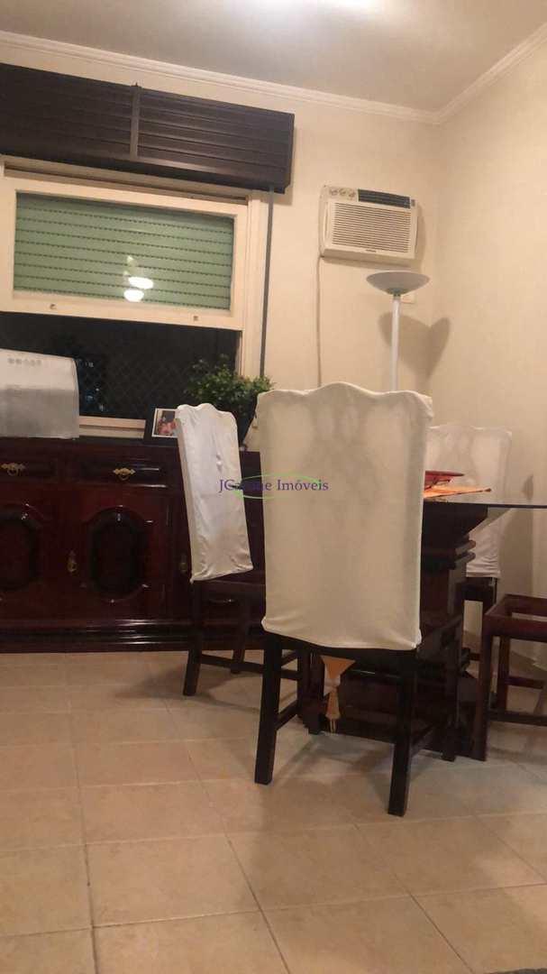 Apartamento com 1 dorm, Aparecida, Santos - R$ 270 mil, Cod: 64152589