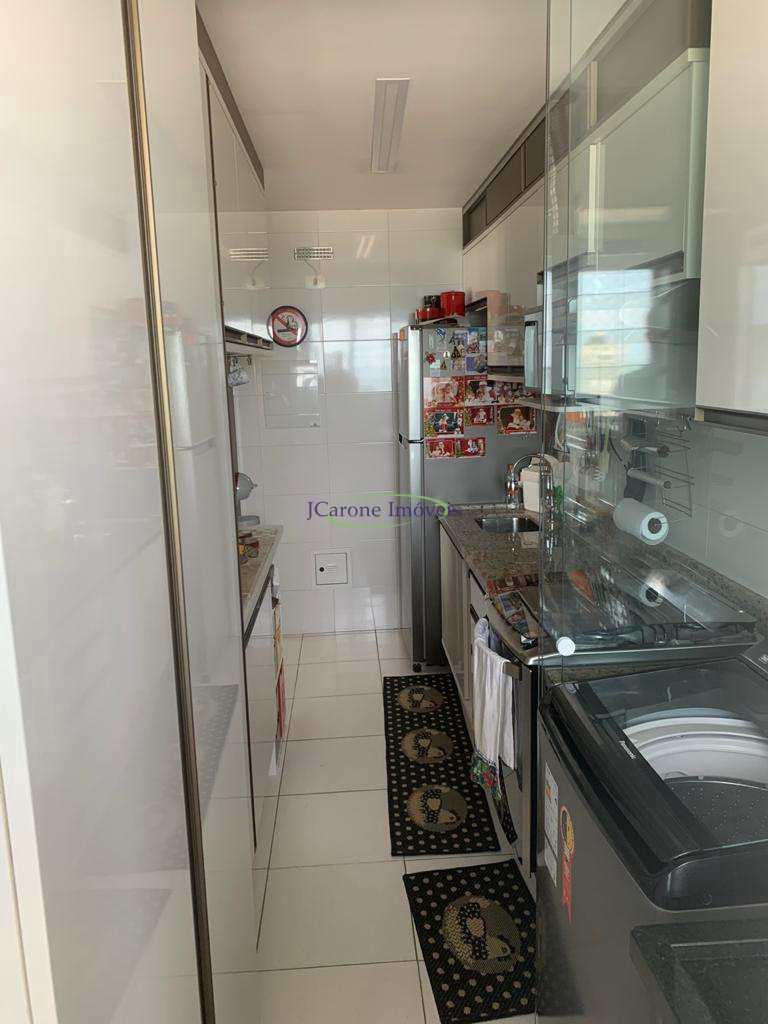 Apartamento com 2 dorms, Gonzaga, Santos - R$ 870 mil, Cod: 64152603