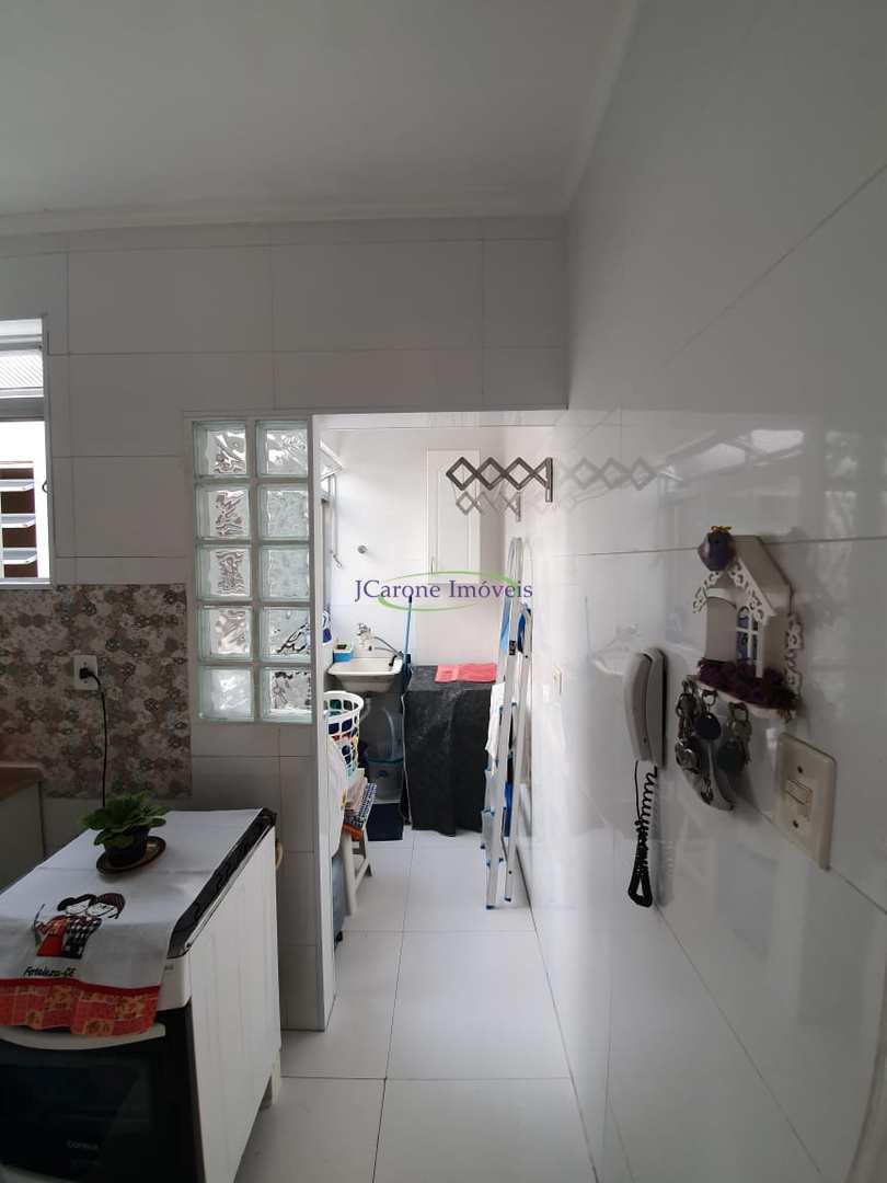Apartamento com 2 dorms, Gonzaga, Santos - R$ 340 mil, Cod: 64152607