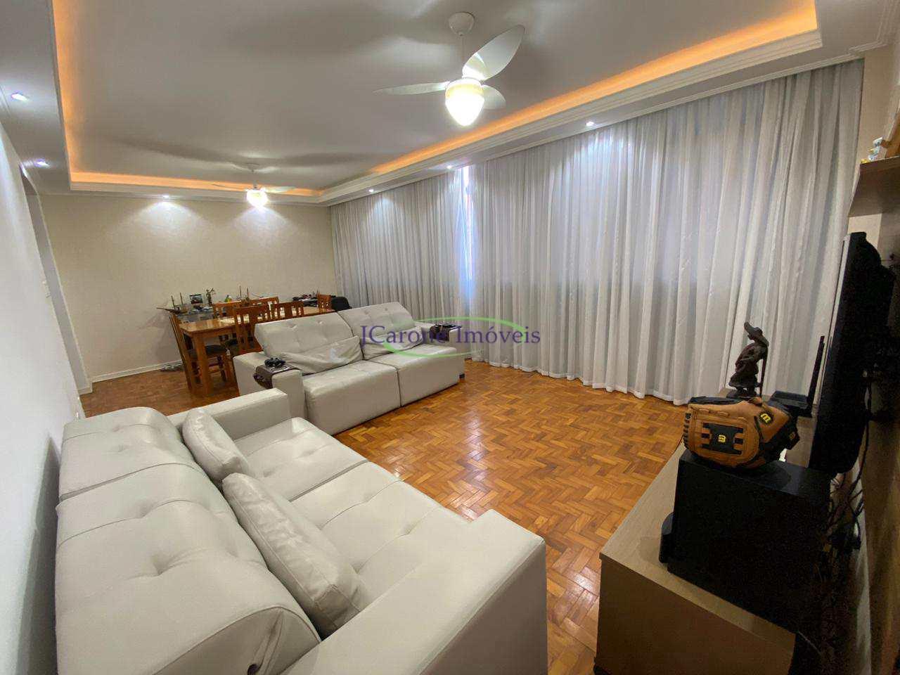 Apartamento com 3 dorms, José Menino, Santos - R$ 680 mil, Cod: 64152611