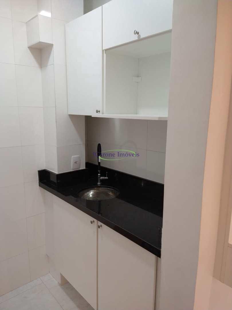 Apartamento com 1 dorm,  Santos - R$ 229 mil, Cod: 64152623