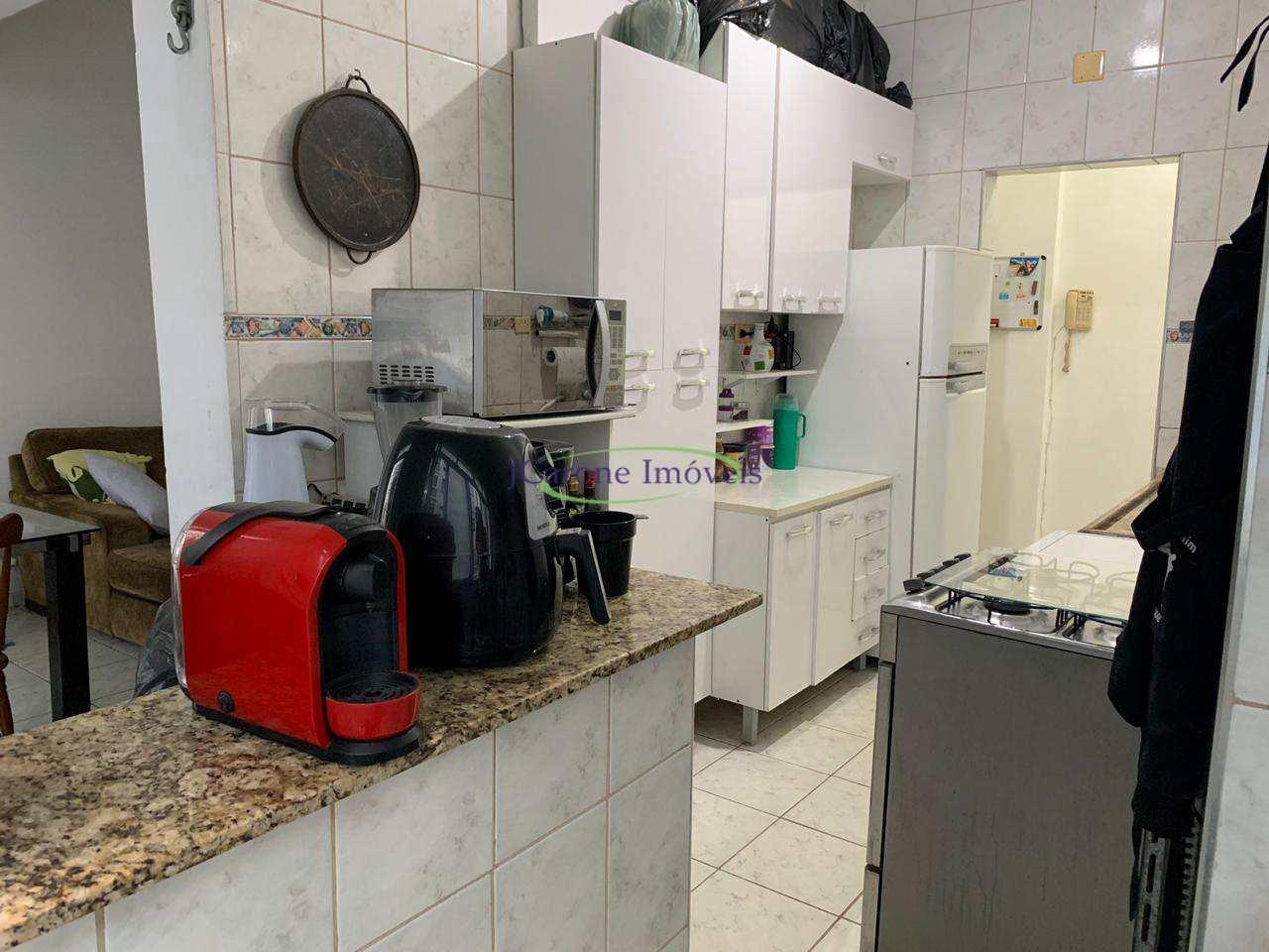 Apartamento com 1 dorm, Aparecida, Santos - R$ 369 mil, Cod: 64152638