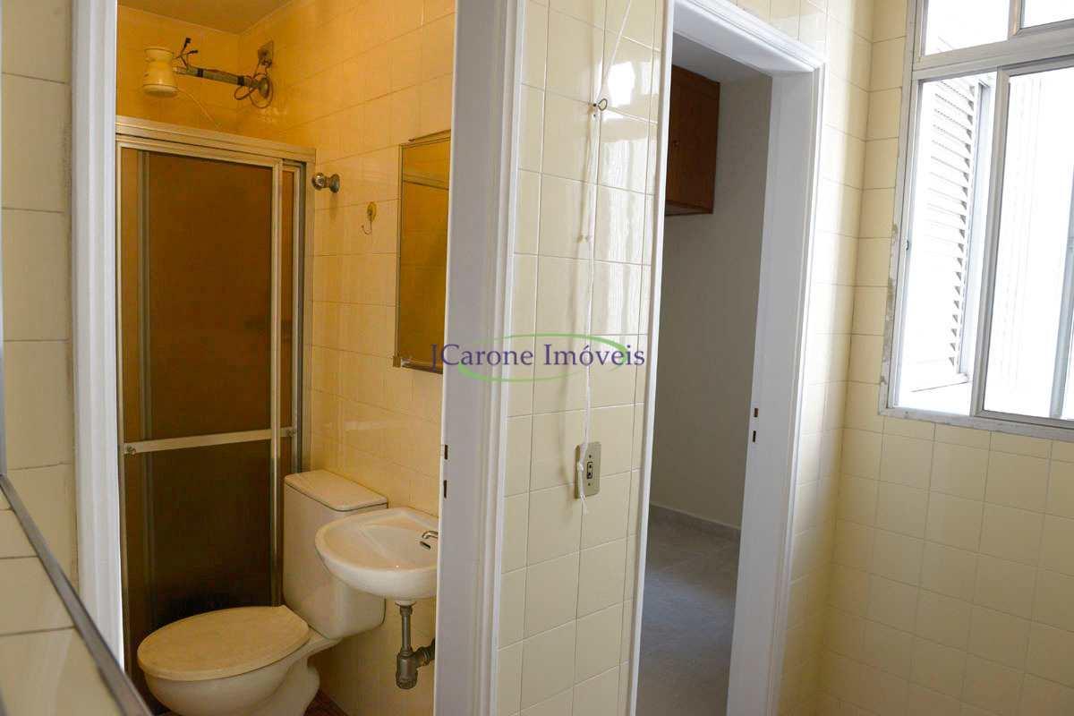 Apartamento com 1 dorm, Boqueirão, Santos - R$ 400 mil, Cod: 64152652