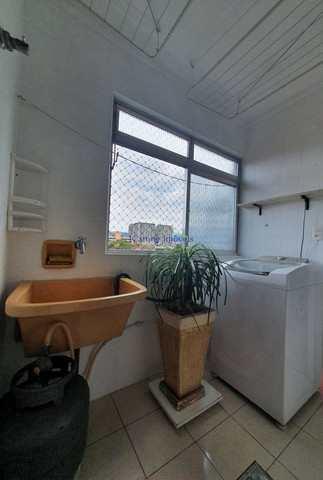 Apartamento com 2 dorms, Encruzilhada, Santos - R$ 390 mil, Cod: 64152683