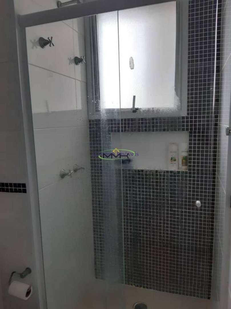 Apartamento com 3 dorms, Vila Mathias, Santos - R$ 528 mil, Cod: 64152694
