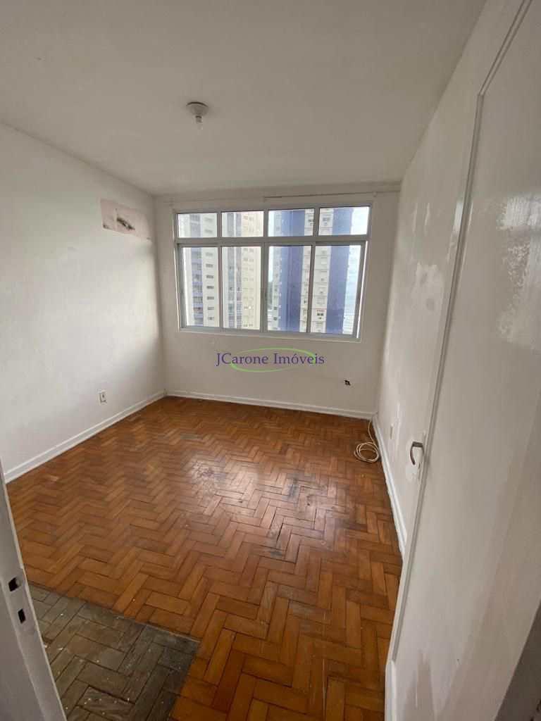 Apartamento com 1 dorm, José Menino, Santos - R$ 205 mil, Cod: 64152716