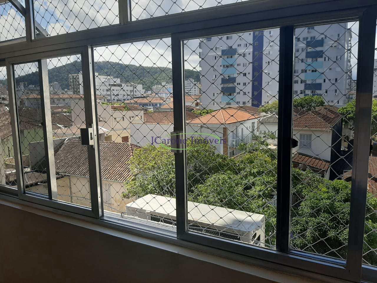 Apartamento com 2 dorms, Campo Grande, Santos - R$ 445 mil, Cod: 64152723