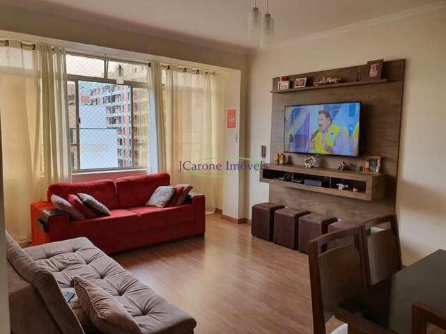 Apartamento com 2 dorms, Aparecida, Santos - R$ 450 mil, Cod: 64152742