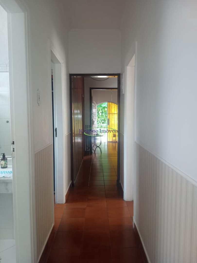 Casa com 3 dorms, Campo Grande, Santos - R$ 550 mil, Cod: 64152748