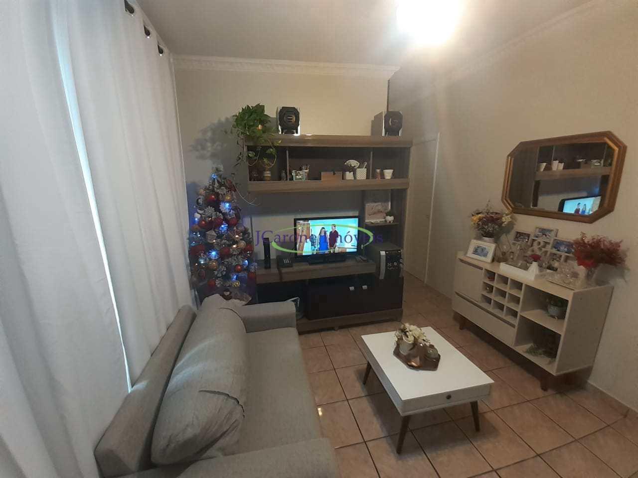 Apartamento com 1 dorm, Gonzaga, Santos - R$ 235 mil, Cod: 64152750