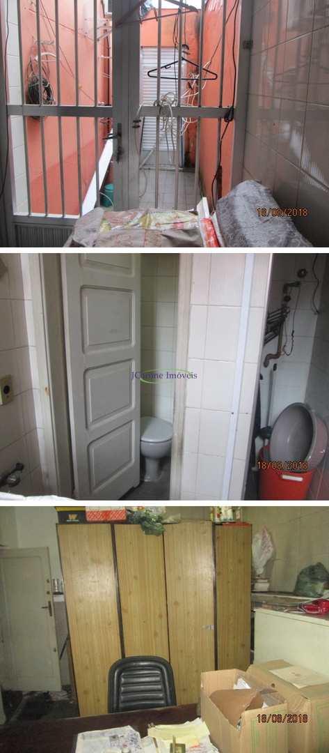 Casa com 3 dorms, Boqueirão, Santos - R$ 600 mil, Cod: 64152756