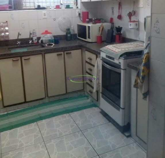 Casa com 3 dorms, Boqueirão, Santos - R$ 715 mil, Cod: 64152757